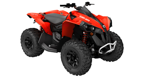 Renegade 570 STD