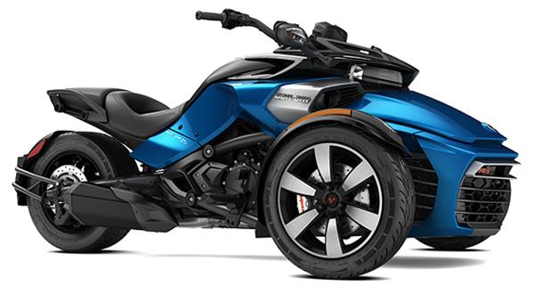 Spyder F3-S bleu