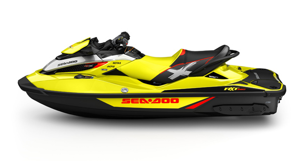 Sea-Doo RXT 260 X-RS