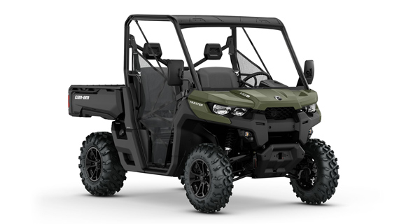 Can-Am Traxter HD8 Convenience