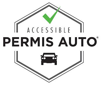 accessible permis auto
