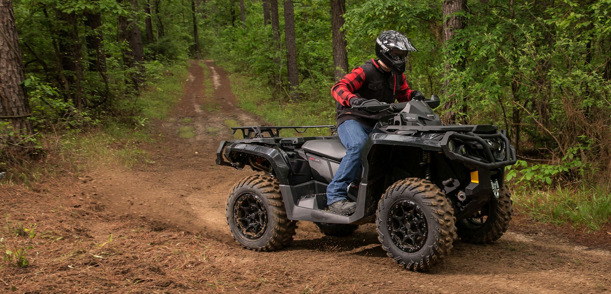 Can-Am Outlander 1000 XT-P
