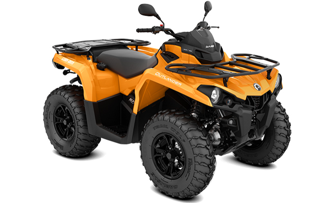 Can-Am Outlanderr