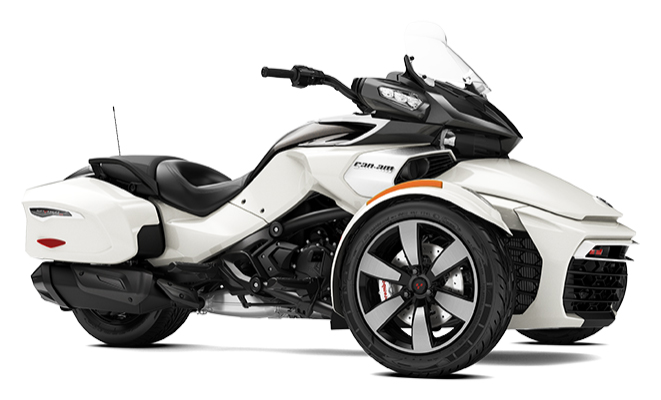 Can-Am Spyder F3-T MY18