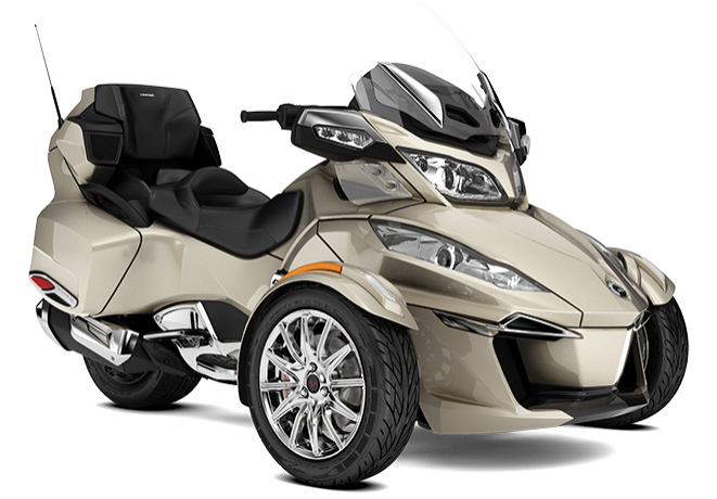 Can-Am Spyder RT LTD MY18