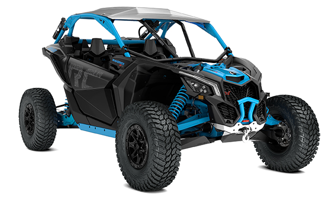 canam maverick turbo x-rc