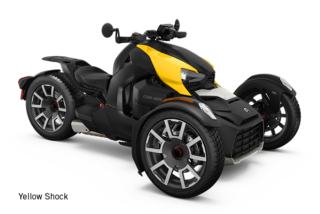 canam ryker rally edition