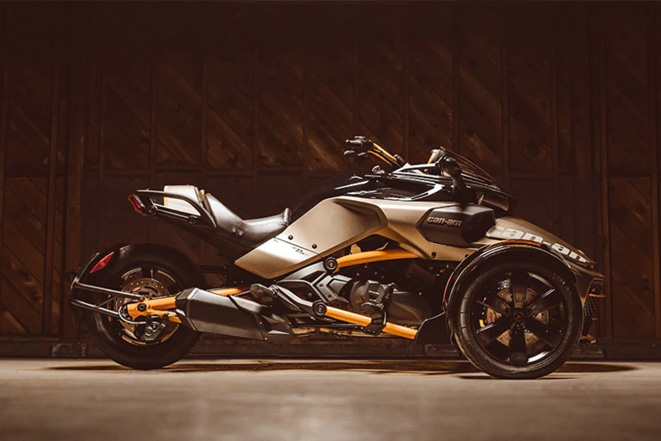 canam sypder f3-s special series