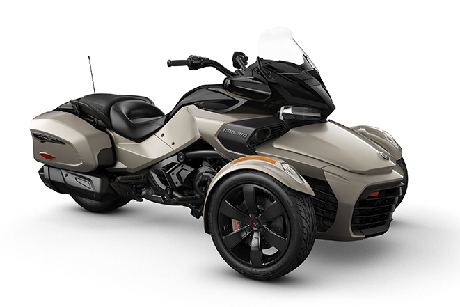 canam sypder f3-t
