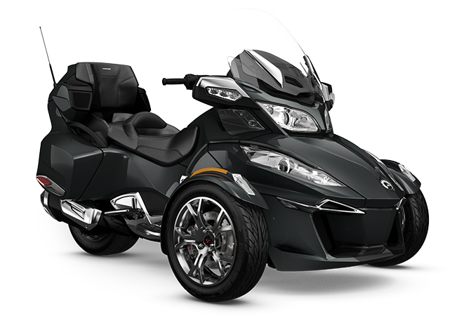canam spyder rt-ltd