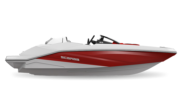 Scarab 165ID Crimson-Red