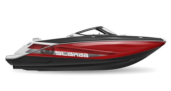 Scarab 195ID Impulse Crimson-Red