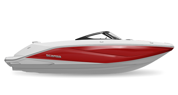 Scarab 215ID Crimson-Red