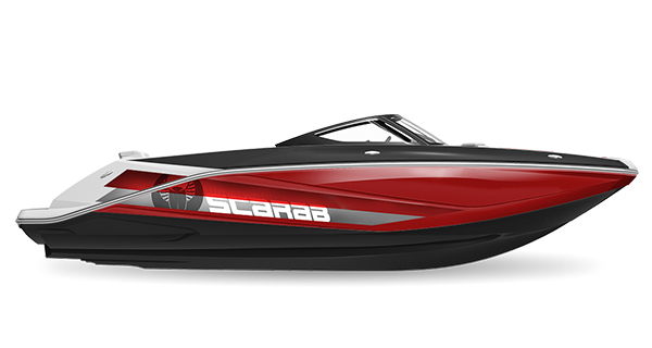 Scarab 215ID Impulse Crimson-Red