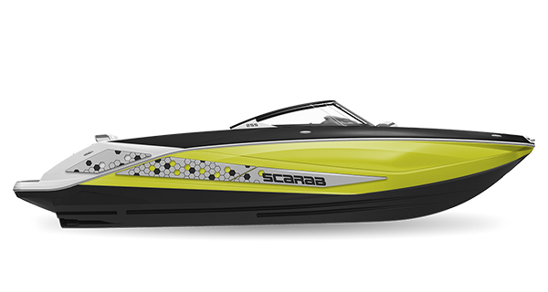 Scarab 255ID Impulse Atomic Impact