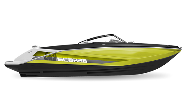 Scarab 255ID Impulse Atomic