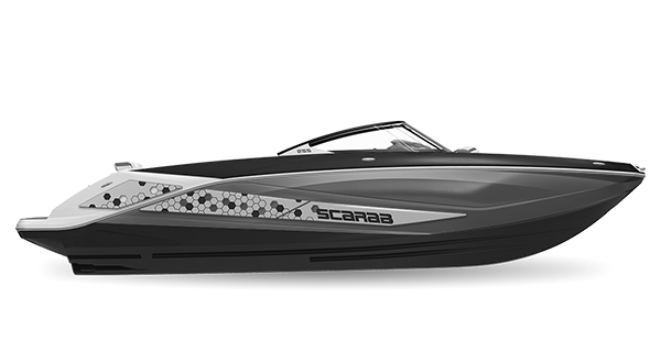 Scarab 255ID Impulse Phantom Gray Impact