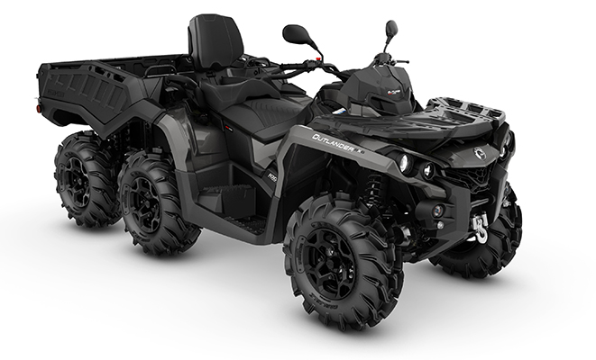 2020 Outlander MAX 6x6 PRO+ Side-Wall 1000