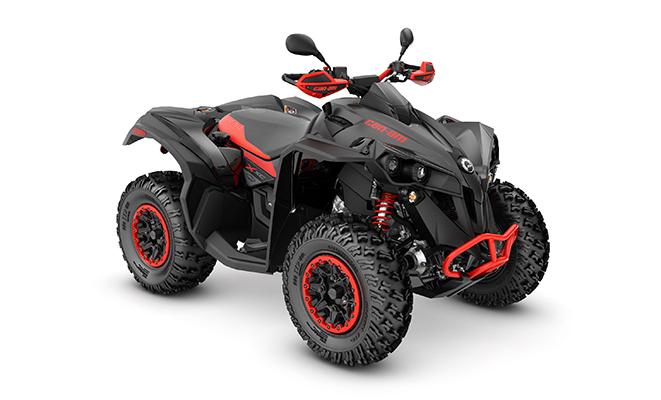 2020 Renegade Xxc 1000 ABS