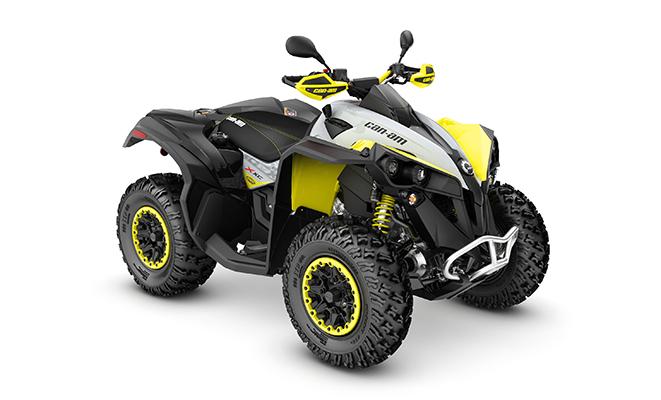 2020 Renegade Xxc 650 ABS