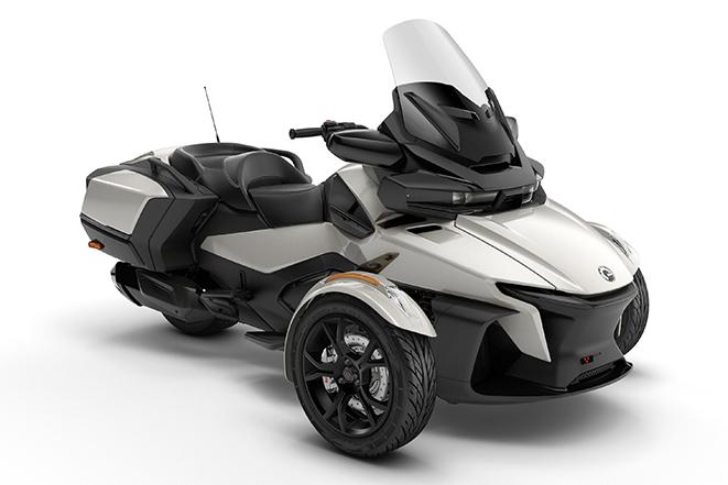 2020 Spyder RT Chalk-Grey Metallic