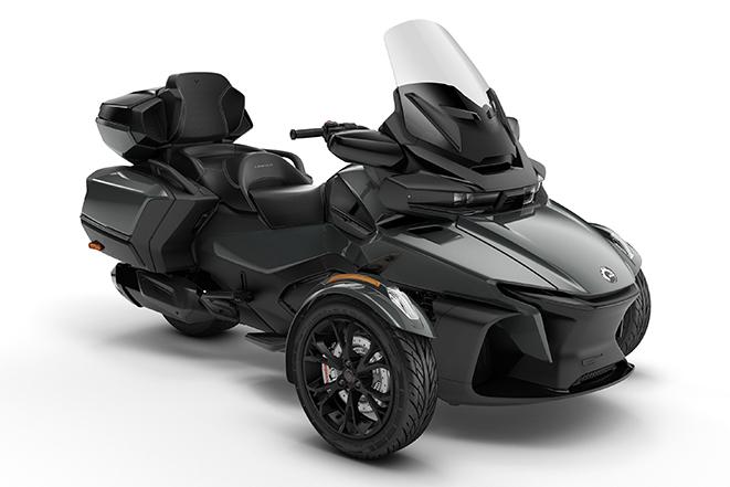 2020 Spyder RT- Limited Asphalt-Grey Metallic