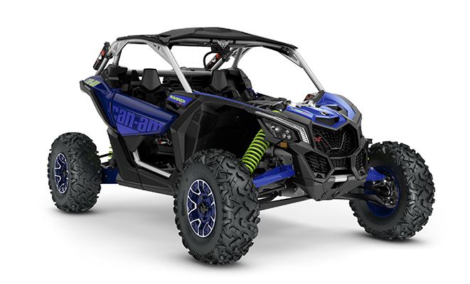 MY20 Maverick Xrs Turbo R