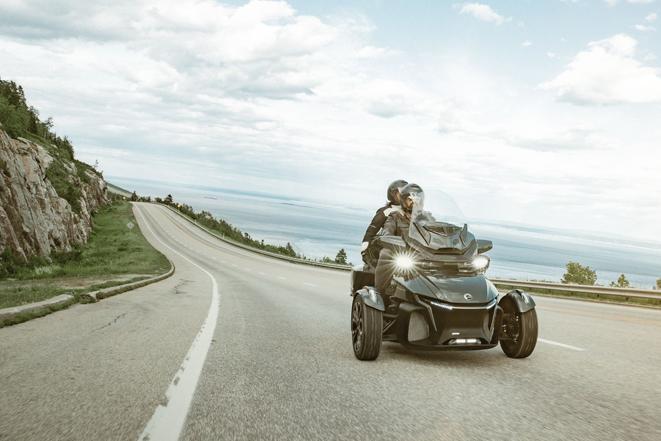 Can-Am Spyder RT-LTD 2020