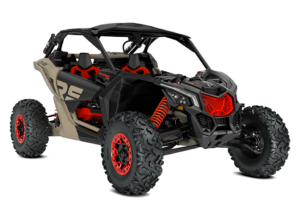 photo de studio Can-Am Maverick X3 X-rs SAS Turbo RR MY21