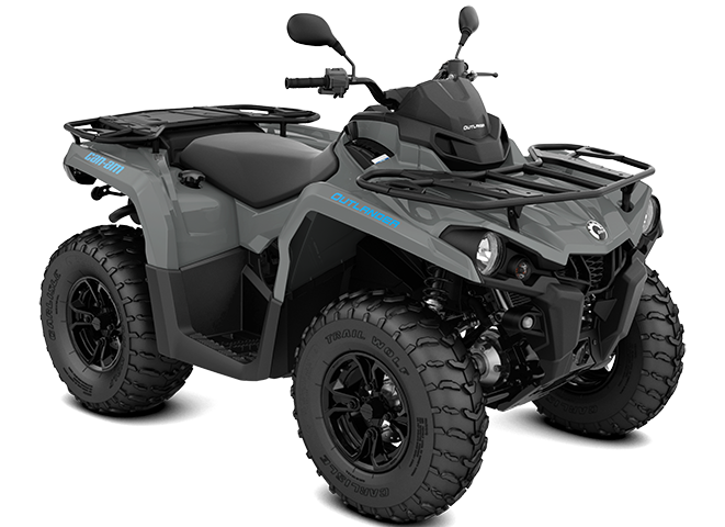 photo de studio Can-Am Outlander DPS 450 MY21
