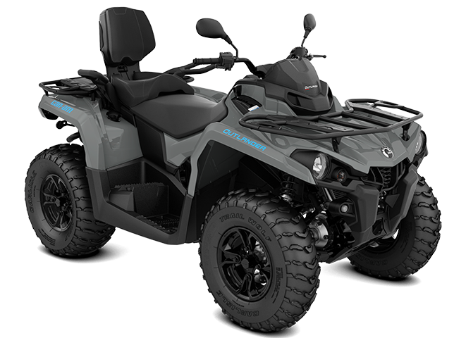 photo de studio Can-Am Outlander MAX DPS 450 MY21
