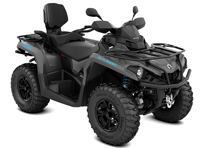 photo de studio Can-Am Outlander MAX XT 650 MY21