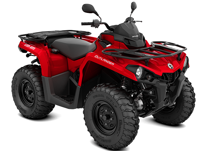 photo de studio Can-Am Outlander STD 450 MY21