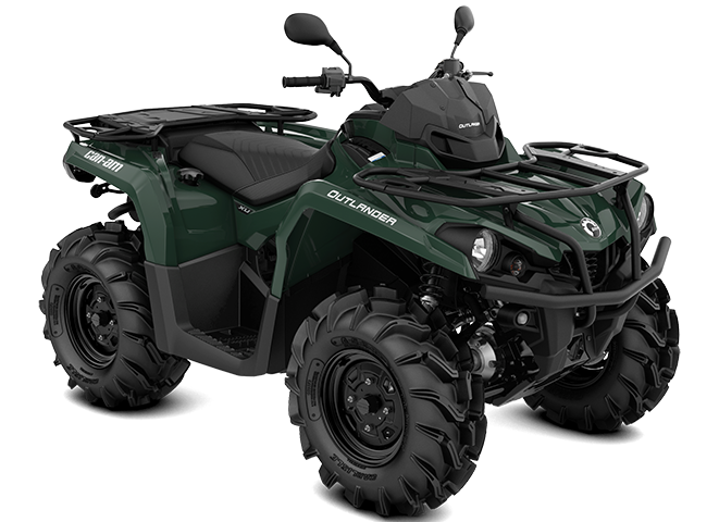 photo de studio Can-Am Outlander XU 450 MY21