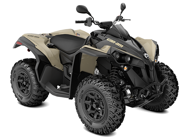photo de studio Can-Am Renegade DPS 650 MY21
