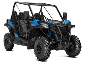 photo de studio Can-Am Maverick Trail DPS 800 MY21