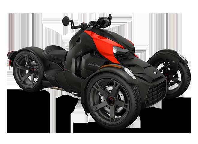 Can-Am Ryker Adrenaline Red
