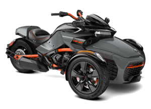 photo de studio Can-Am Spyder F3-S Special Series MY21