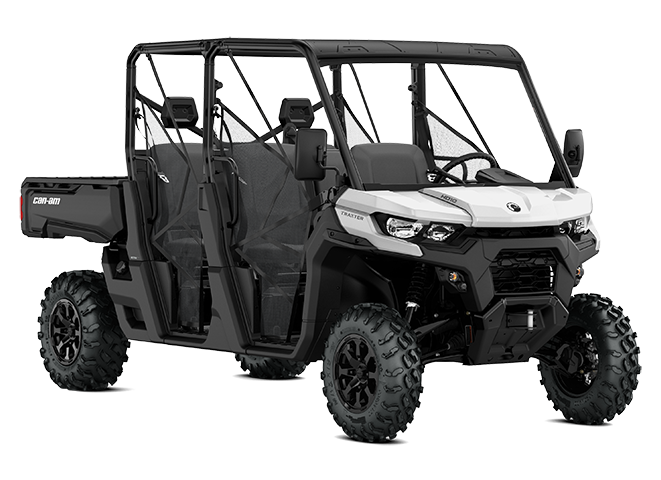photo de studio Can-Am Traxter MAX DPS HD10 MY21
