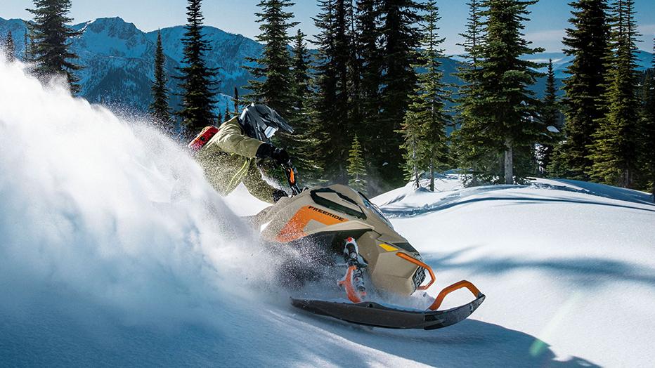 Ski-Doo Freeride