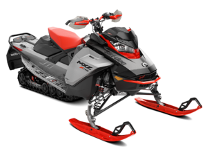 photo de studio SKI-DOO MXZ X-RS MY22